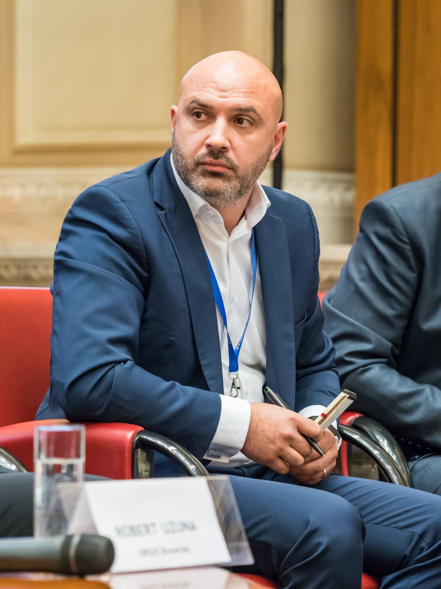 Valer Hancaș, Corporate Affairs & Communication Manager, Kaufland România