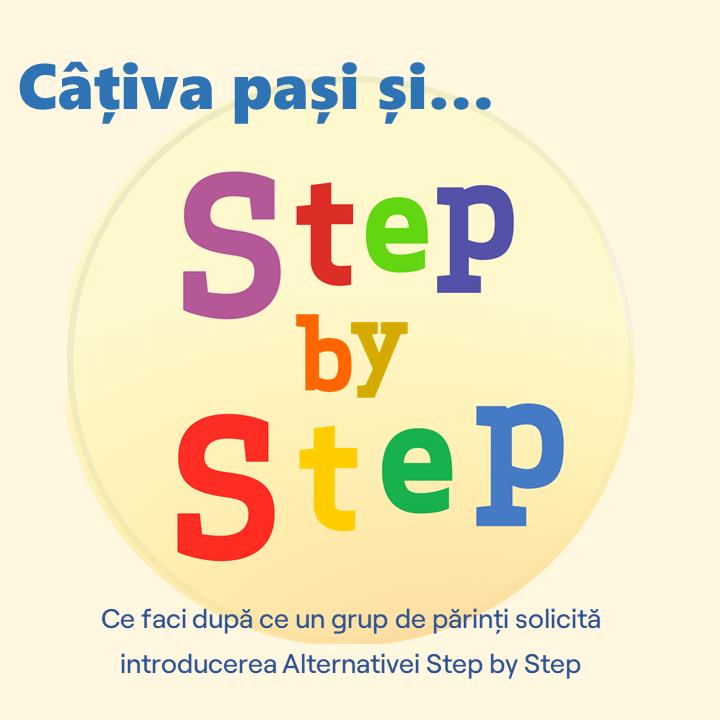 Primul pas: solicitarea oficială a părinților