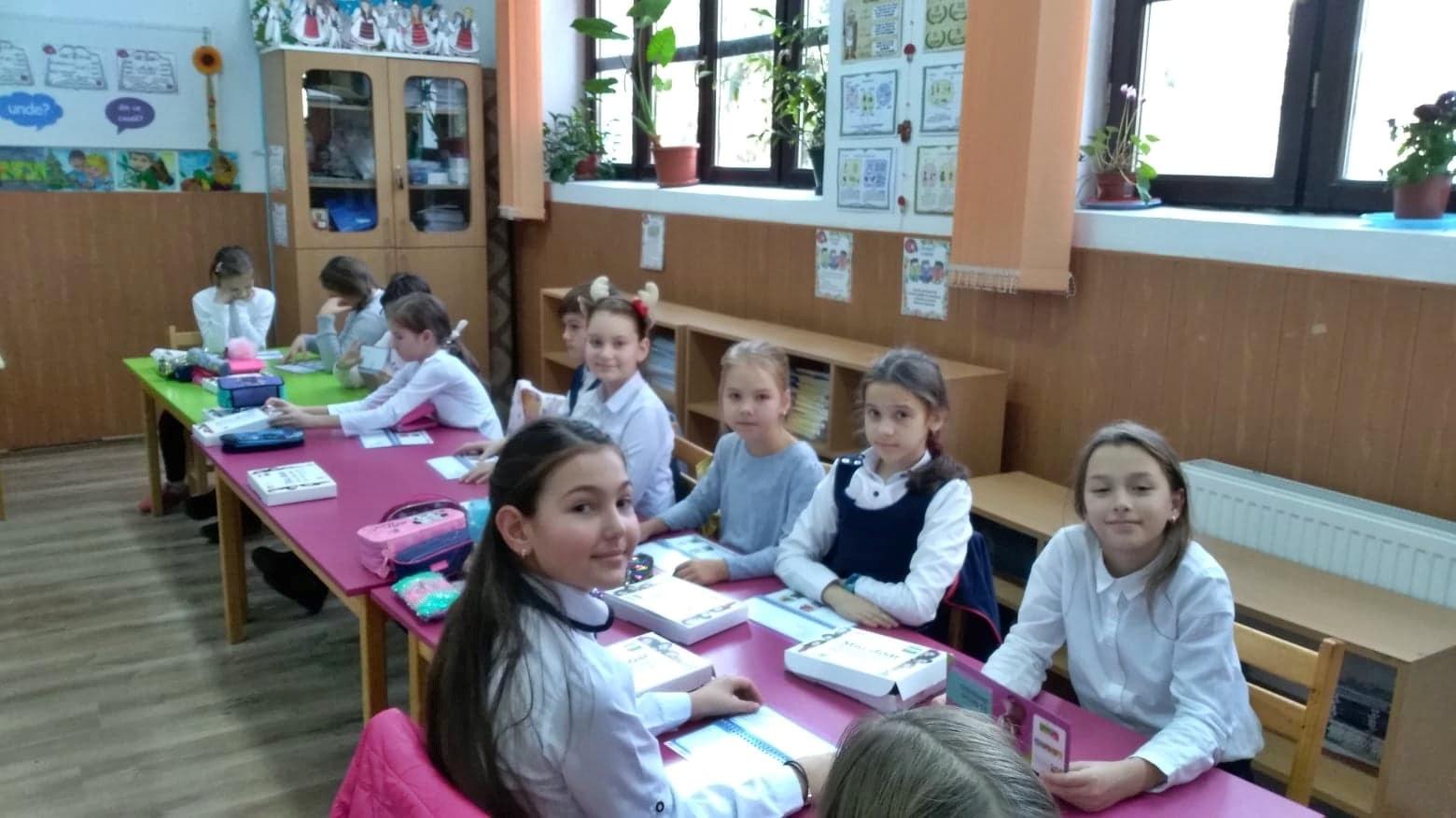 "Școala Gimnazială ""Constantin Parfene"" Vaslui"