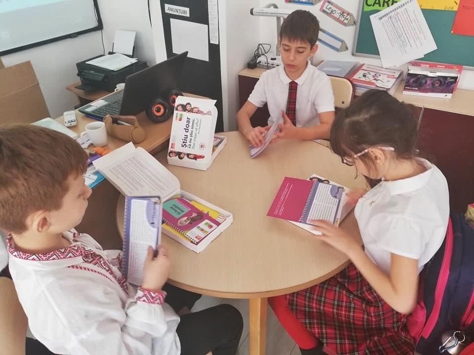 Școala Gimnazială Nr. 4 Pucioasa