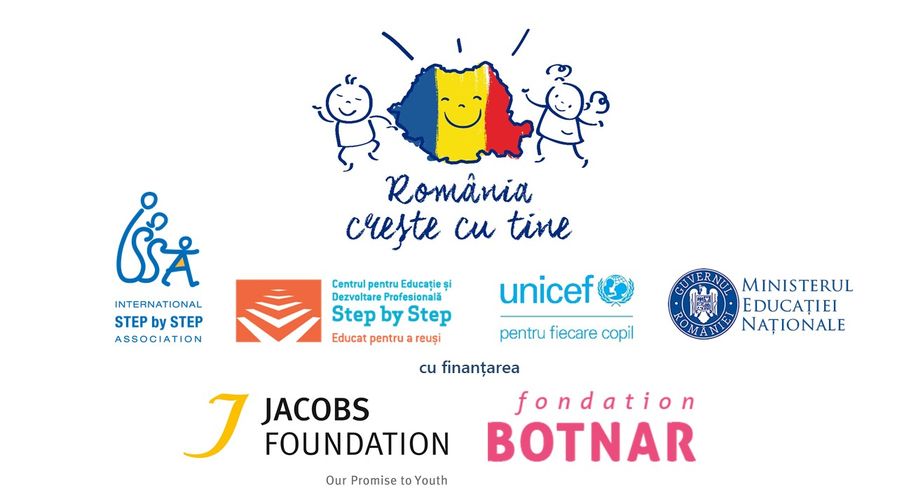 România crește cu tine