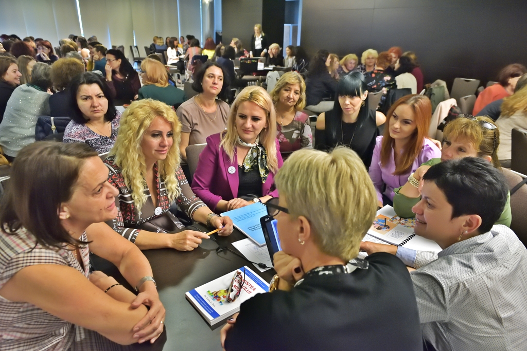 Step by Step Educational Summit  - Ateliere profesionale