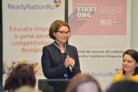 Pachetul de resurse de calitate pentru copilăria timpurie, prezentat la Summitul Step by Step