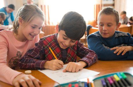 Cea mai mare lecție din lume – o oră de educație despre drepturile copilului