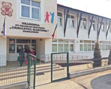 Transformarea spațiilor exterioare ale grădinițelor, o posibilă soluție pentru creșterea calității educației copiilor din Dărmănești