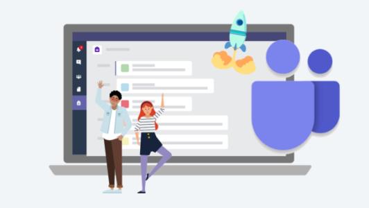 Învățarea la distanță cu ajutorul Microsoft Teams