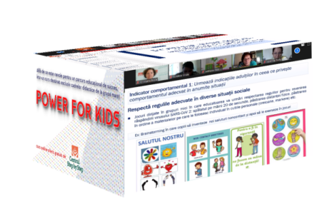Power For Kids – comportamentele fundamentale de care preșcolarii mari au nevoie pentru a avea un parcurs de succes în școală și în viață