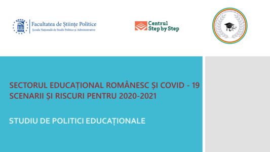 Studiu de politici educaționale în context pandemic