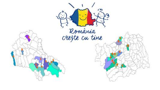 România crește cu tine: Recomandări pentru începerea anului școlar în servicii de educație timpurie din județele Bacău și Brașov
