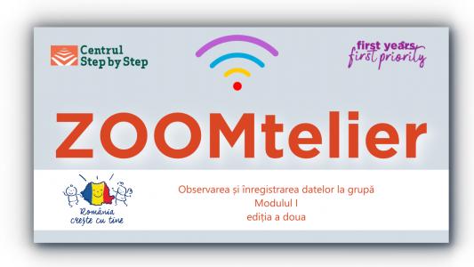 ZOOMtelier: Observarea și înregistrarea datelor la grupă