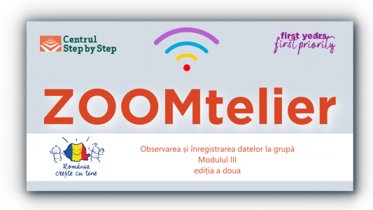 ZOOMtelier: Observarea și înregistrarea datelor